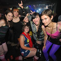 7th Heaven Roller Disco II @ Mezzanine