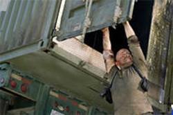 FRANK MASI - A balder John McClane (Bruce Willis) holds on for the next sequel.