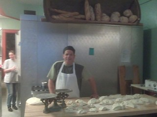 A blurry Philip Roland, at his original spot in Lower Haight. - SUSIE W./YELP