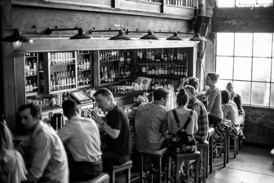 A busy bar awaits the country's best bar team. - FLICKR/CHRISTOPHER.MICHAEL