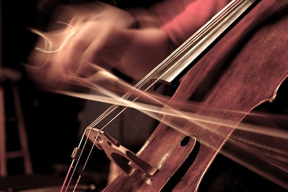 A cello worth $11,000 was stolen from the SF Conservatory of Music. - FLICKR/CLF