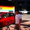 Exercise Bike Rolls Through San Francisco