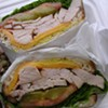What to Have for Lunch Today: Warm Turkey Sandwich from Oralia's Café