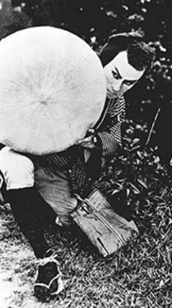 COURTESY KAWAKITA FILM INSTITUTE - A Diary of Chuji's Travels.