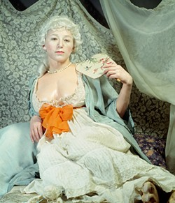 CINDY SHERMAN - A face for the ages: Cindy Sherman's Untitled No. 193.