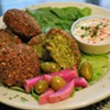 Number 4: Falafel From Sunrise Deli