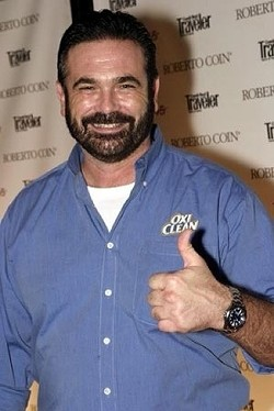 Billy Mays wasn't a journalist either