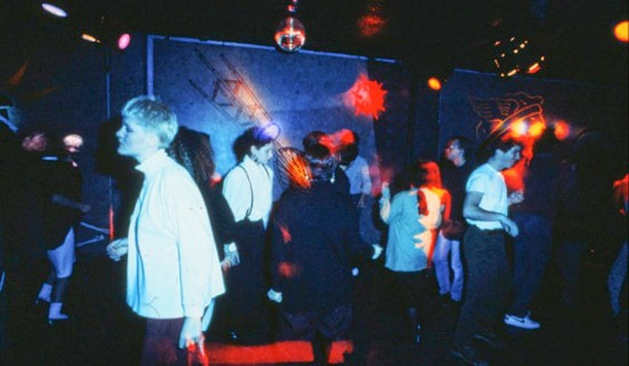 More photos of DNA Lounge in 1985 can be found here. - JIM ENGLISH