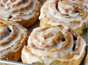 Mariposa Baking's cinnamon rolls: actually gluten-free, actually good.