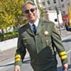 Ross Mirkarimi Dresses Like General Eisenhower