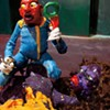 Rich Impurities: Claymation and Photography at YBCA and MOAD