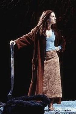 A Longing for Vengeance: Holly Hunter plays the Medea-like Hester - Swane.