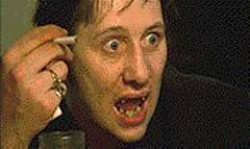 A Man You Don't Meet Every Day: Shane - MacGowan, vices well in hand.