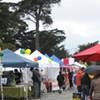 Upper Haight Farmers' Market Debuts in Golden Gate Park