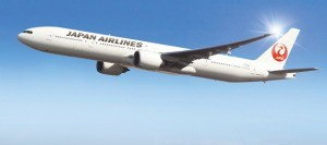 A million hours later, landed safely in San Francisco - JAPAN AIRLINES