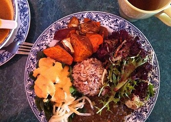 Potala Organic in Albany Is Hearty, Simple, Healthy Vegetarian Food