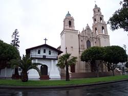 A sad day at church - ROBERT A. ESTREMO VIA FLICKR