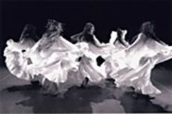 ANDY  MOGG - A scene from A Piece of White Cloth, - part of the Cuba Caribe Festival.
