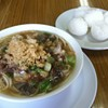 La Paz Batchoy Brings Noodles and Chicharrones Together