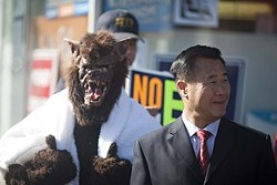 A snapshot of Leland Yee's environmental record