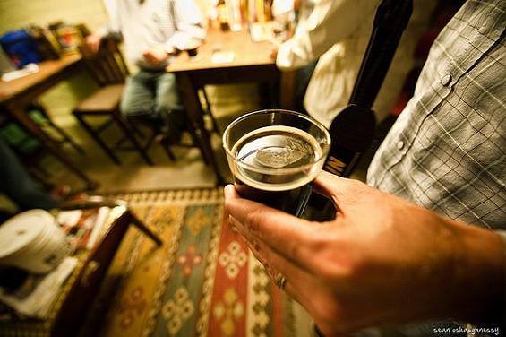 A taste of Noe Valley nanobrewer Elizabeth Street Brewery. - SEANOSH/FLICKR