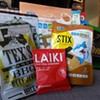 Snack Nation: Beef Jerky, Seaweed Strips and Coconut Chips