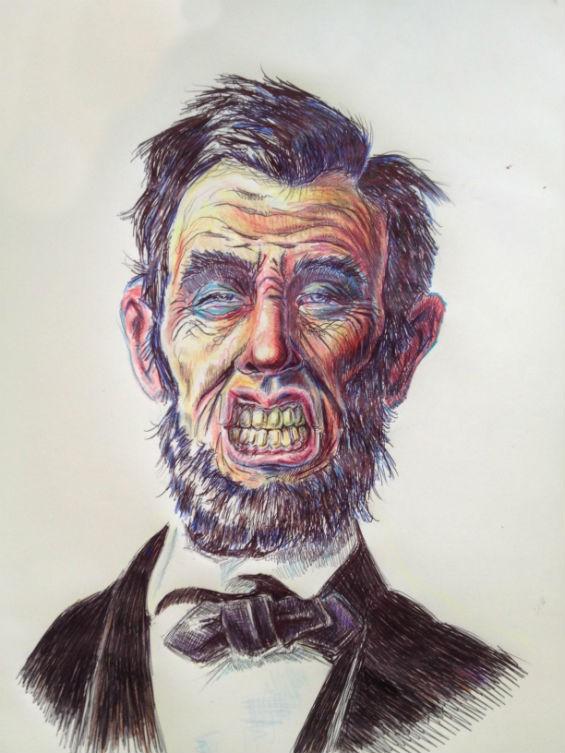 Abe - KELLEN BREEN