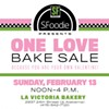 About City Clinic, Beneficiary of SFoodie's One Love Bake Sale