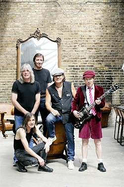 GUIDO KARP - AC/DC