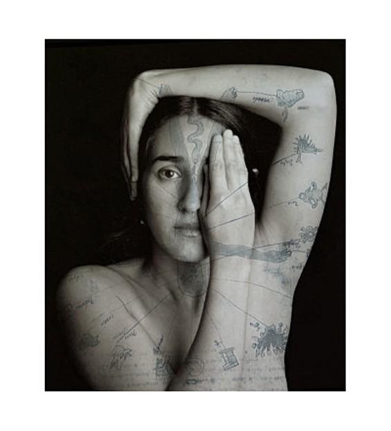 Acto de Fe, Acetate and Lambda print, Tatiana Parcero. - THE MEXICAN MUSEUM