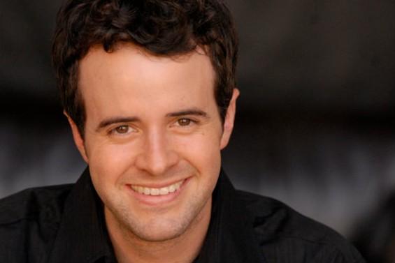 Actor Michael Barrett Austin - LISA KEATING