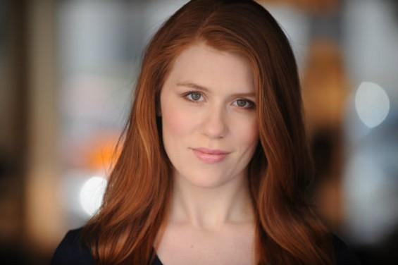 Actress Lauren English - JORDAN MATTER