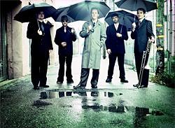 YONAS MEDIA - Adam Theis and the Jazz Mafia commit their Tuesdays to Coda.