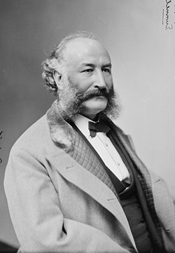 Adolph Sutro is also likely the last city mayor to be named 'Adolph'