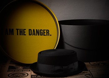 Advancements in Stylish Villainy: The Heisenberg Hat