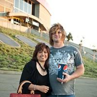 Aerosmith @ Oracle Arena