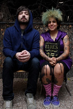 CHRISSY PIPER - Aesop Rock and Kimya Dawson.