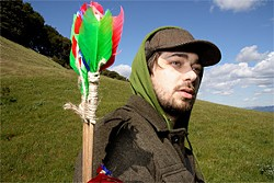 Aesop Rock: San Fran's hip-hop Cupid.