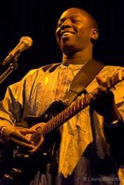 African Blues: Vieux Farka Toure - LAURA WILLIAMS