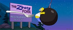 TWENTIETH CENTURY FOX - After all these years, is it finally time to stick a fork in Homer? Nah.