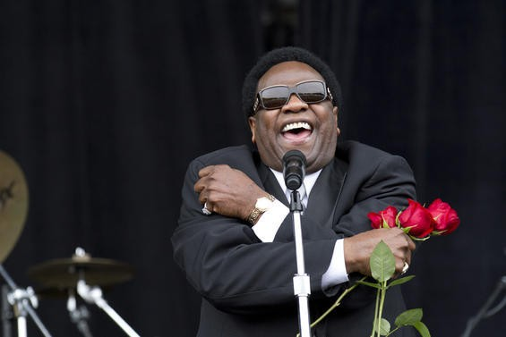 Al Green's soul medley on Sunday had us wearing a stupid grin. - CHRISTOPHER VICTORIO