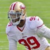 49ers Linebacker Aldon Smith Released From Jail After Bomb Threat Arrest