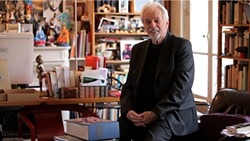 Alejandro Jodorowsky: He thinks he's so great.