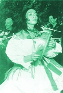 Alessandra Belloni.
