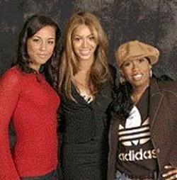 Alicia Keys, Beyonc, Missy Elliott.