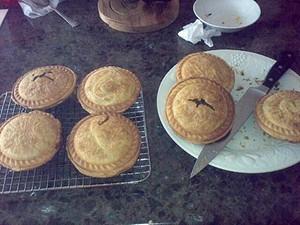 Alka Patel's savory pies. - VIMAL P./YELP