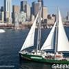 All Aboard: Greenpeace Ship, Rainbow Warrior, Docks in San Francisco