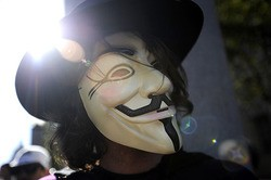 All Anonymous all the time - MICHAEL SHORT