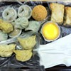 Filling Your Tray Full of Dim Sum at Wing Sing Is Easier Than Finding a Seat