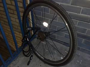 Alleged bike thief had to cancel weekend bike ride - FLICKR/BEN WARD